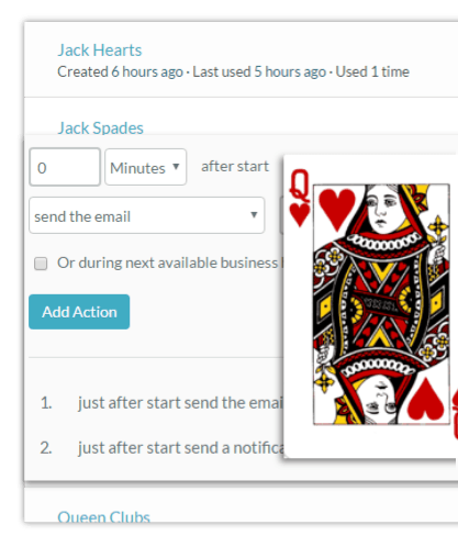 FunnelBud Marketing Automation Card Trick